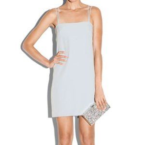 NWT $340 Milly strappy mini dress